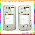 Первоначально Новая Для Samsung Galaxy Mega 5.8 i9150 i9152 Ближний Рамка Рамка Задняя панель Корпуса Батарейного Отсека Чехол