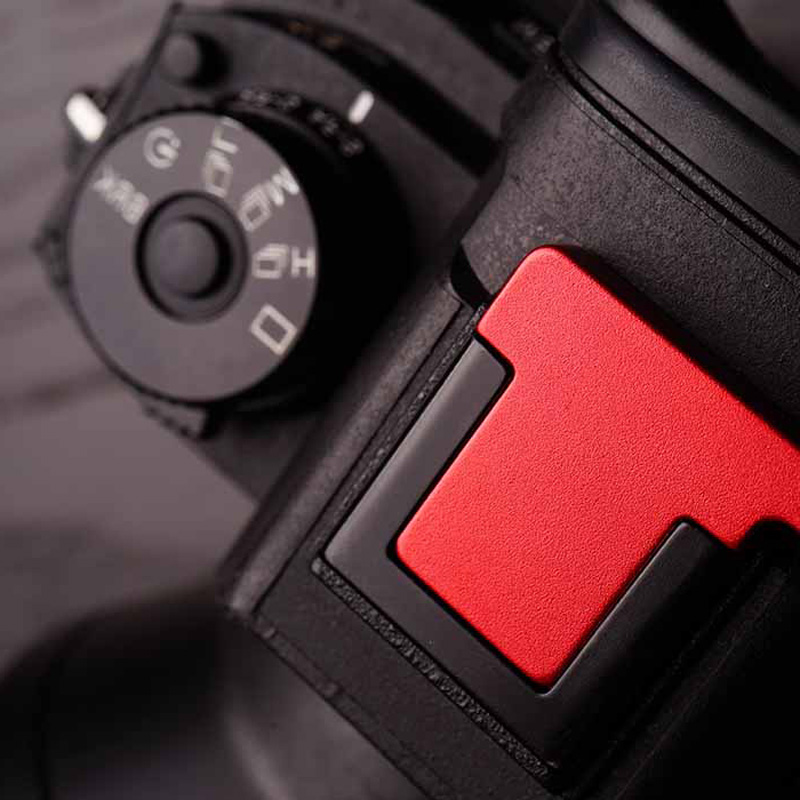 Red del pulgar Pulgar Zapata Cubierta Para Sony A9 A7R A7S3 A7R3 III A7 III