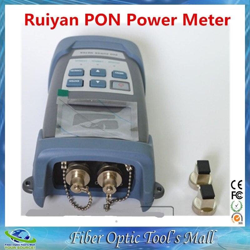 Free Shipping Ruiyan RY-P100 FTTH PON Power Meter 1310/1490/1550nm (1883189193)