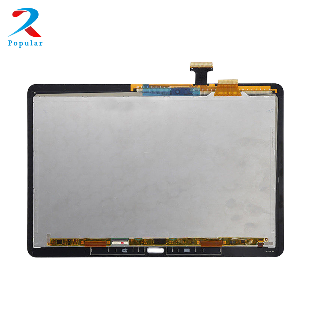 for samsung galaxy note 10 1 sm p600 p605 p6000 lcd display panel with touch screen digitizer assembly 100% new replacement For Samsung Galaxy Note 10.1 SM-P600 P605 P600 Touch Screen Digitizer Sensor Glass + LCD Display Panel Monitor Assembly