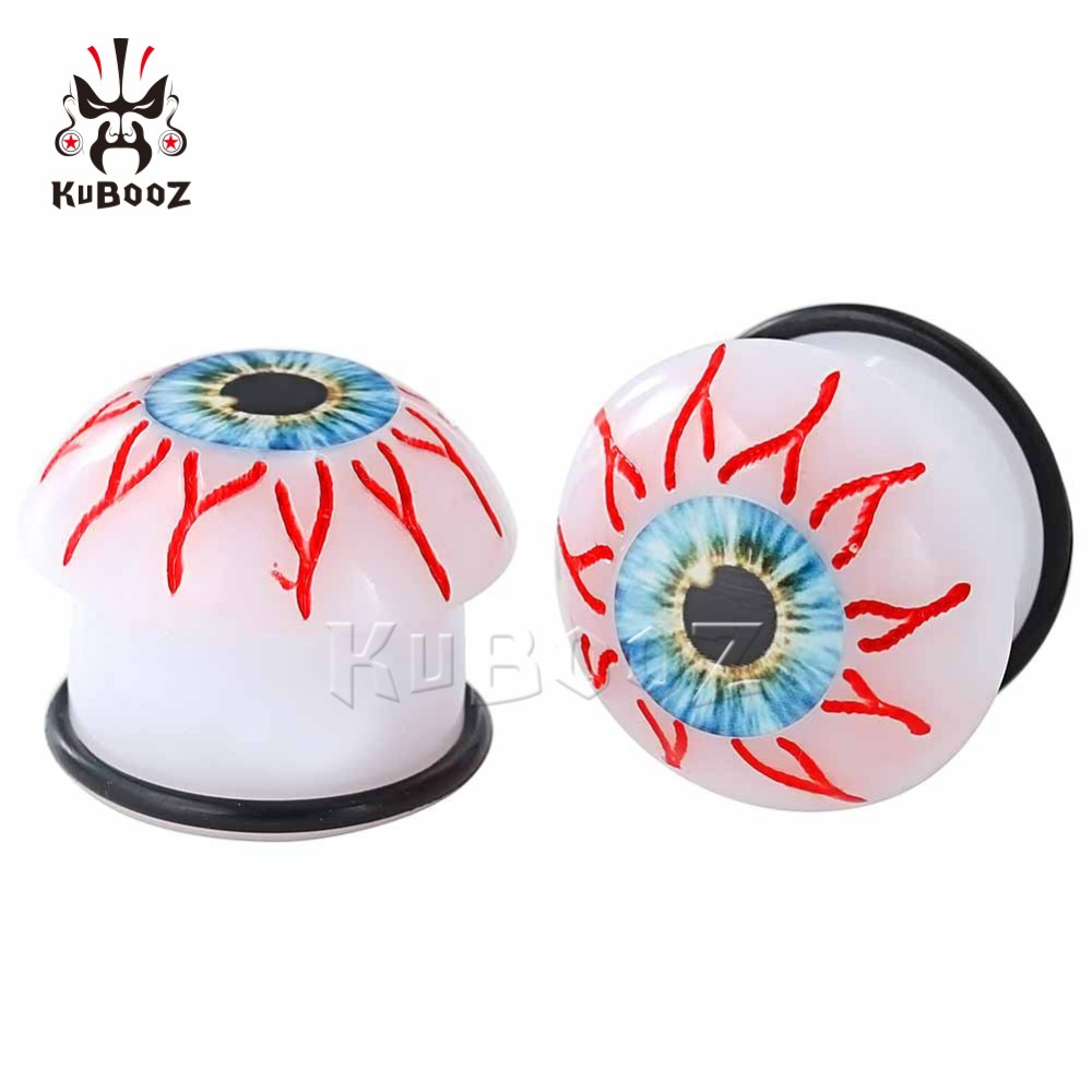 Eyes Screw Ear Plug