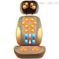 2017 Free shipping Luxury Health Care 3D Massage Cushion Body Massager Multifunctional Electric Massager Chair China