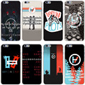 Twenty One Pilots 21 Pilots Hard Transparent Cover Case for iPhone 7 7 Plus 6 6S Plus 5 5S SE 5C 4 4S