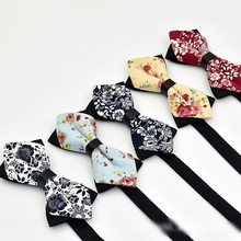 Fashion Bow Tie 2017 New Formal Party Apparel Accessory Mens Ties Spot Style Multicolor Butterfly Polyester Dot gents Bowtie
