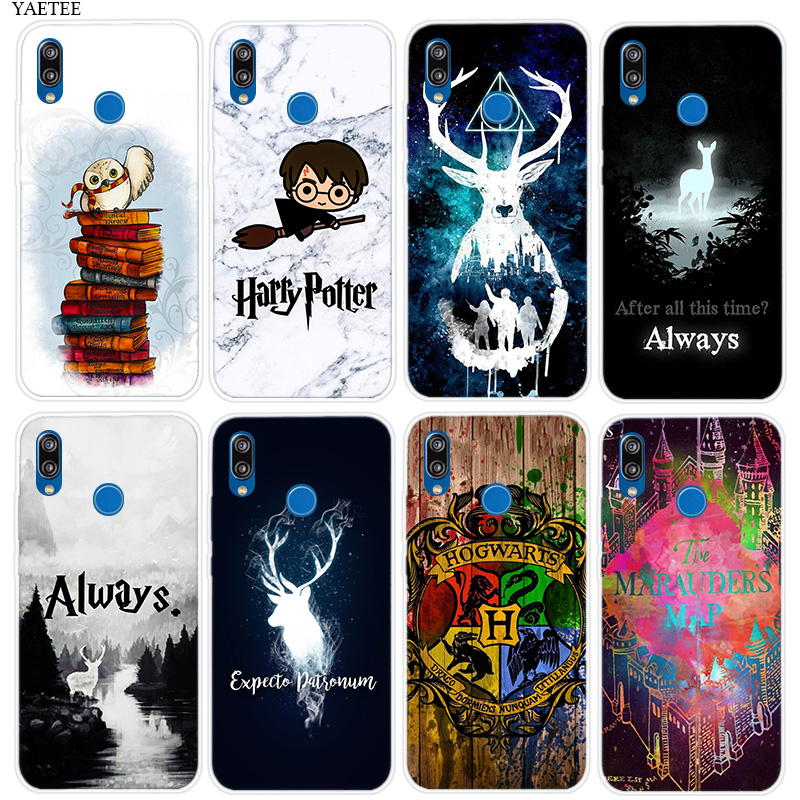 Harry Potter The Deathly Hallows Case For Huawei P30 P20 P10 P9 P8 ...