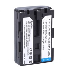 1* NP-FM50 NP FM50 FM55H Batteries Pack For Sony NP-FM51 NP-FM30 NP-FM55H DCR-PC101 A100 Series DSLR-A100