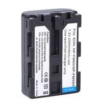 1 NP FM50 NP FM50 FM55H Batteries Pack For Sony NP FM51 NP FM30 NP FM55H