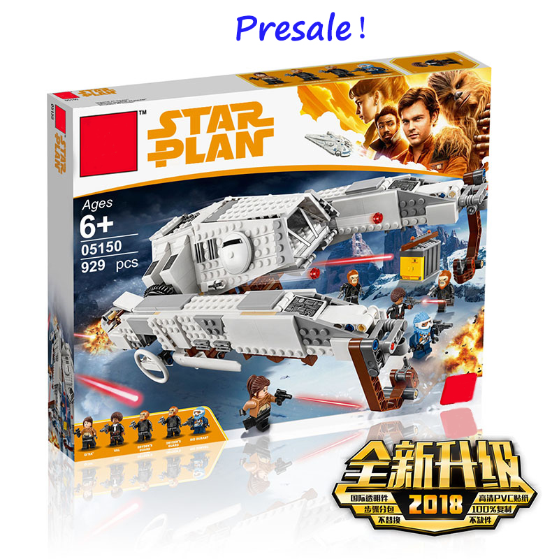 New Star Wars Set Imperial AT-Hauler Compatible Legoing Starwars 75219 Building Blocks Bricks Educational Toys Christmas Gifts shirly new rest stop dream house building blocks compatible with lego bricks girl s educational toys birthday christmas gifts