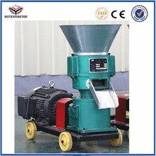 Сельскохозяйственные машины, оборудование 300 кг/ч емкость подачи гранул making machine