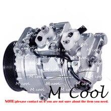 High Quality Brand New Auto AC Compressor For Car Mercedes Benz 447260-2650 447150-2730 A0012301711
