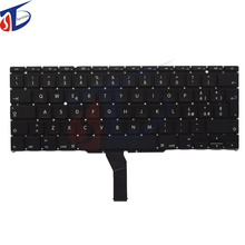 """10Pcs/Lot NEW original for macbook air 11"""" A1370 A1465 IT keyboard Italy Italian without backlight 2011 2012 2013 2014 2015year"""