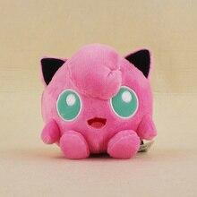 11cm Go Jigglypuff Plush Toys Cute Stuffed Toy Doll For Kids Birthday Christmas Gift