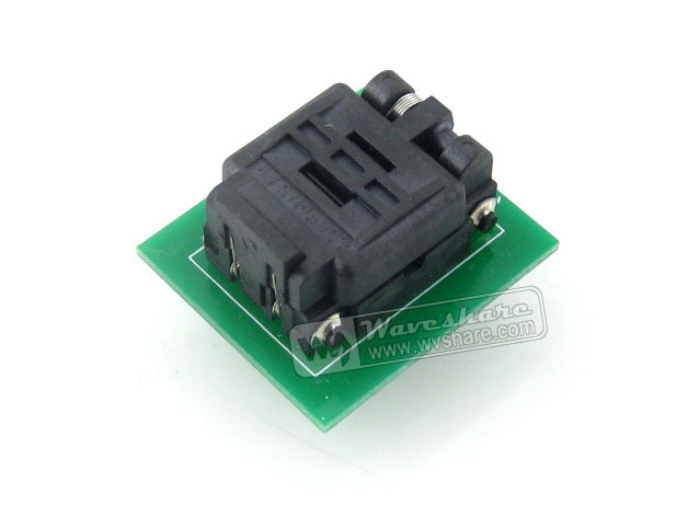 QFN8 TO DIP8 (D) # MLF8 MLP8 Plastronics QFN IC Programming Adapter Test Burn-in Socket 3*2 mm 0.5Pitch + Free Shipping запчасти для принтера yinke sop8 dip8 2 so8 soic8 enplas ic 5 4 1 27 ic programming adapter page 3