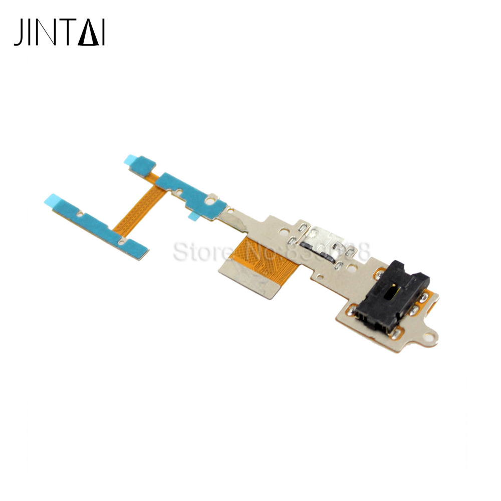 100% Jintai For LENOVO YOGA Tablet 2 Pro-1380F USB Connector Flex Blade2_13a usb_fpc_h201 jintai new usb charging connect microphone flex cable board for lenovo k920 vibe z2 pro 6