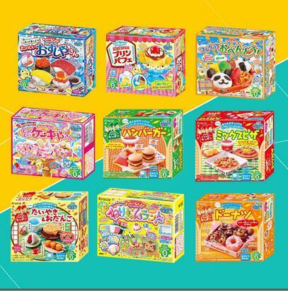 1pcs April Du Kids Diy Popin Cookin DIY Handmade Kitchen To Pretend Toys