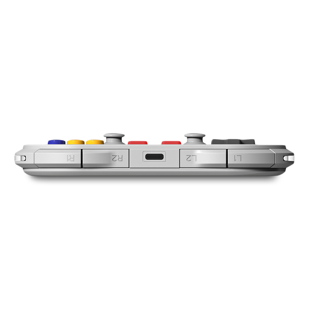 8 Bitdo N30 Pro 2 Bluetooth inalámbrico USB Gamepad del regulador del Dual clásico D-pad Joystick juego soporte interruptor macOS Android - 3