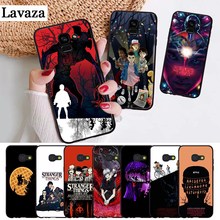 Lavaza should stay Stranger Things Silicone Case for Samsung A3 A5 A6 Plus A7 A8 A9 A10 A30 A40 A50 A70 J6 A10S A30S A50S