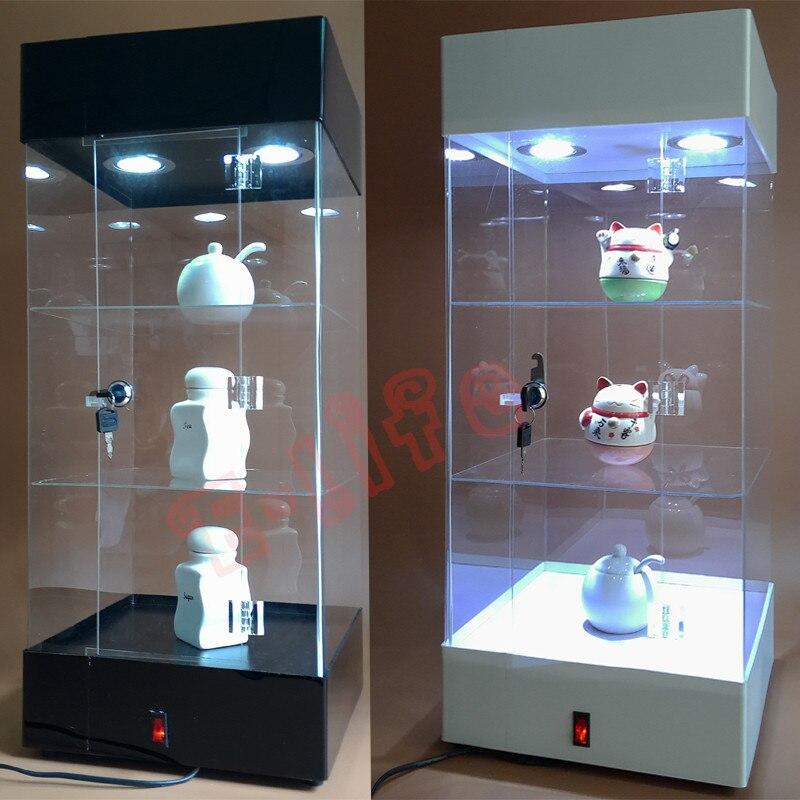 Hot Prmotional Acrylic Toy Display Cabinet Toy Showcase Acrylic