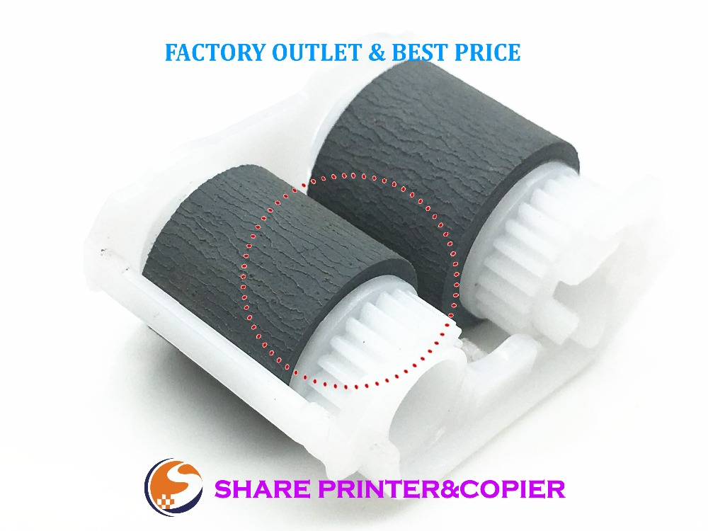 Share Tray 2 pickup roller kit RM2-5576 RM2-5577 RC5-1975 For <font><b>hp</b></font> M452M477 M252 <font><b>M277</b></font> M274 M377 M253 M254 M278 M281 M153 M154 image