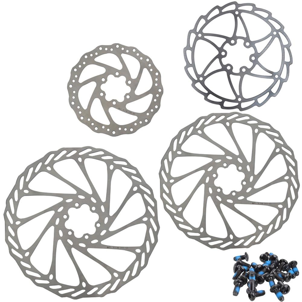 MEIJUN Stainless Steel MTB Bike Disc Brake Rotor 140mm