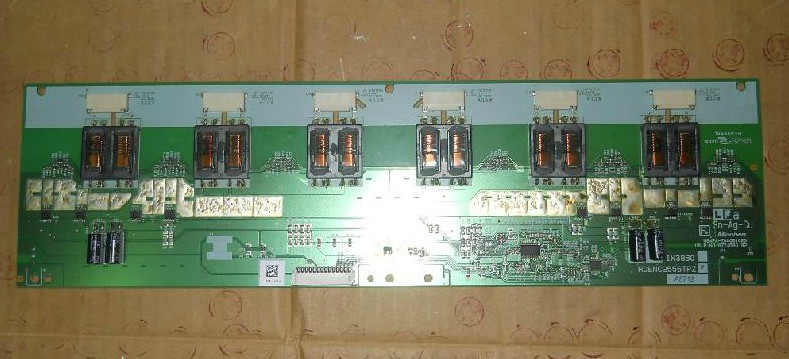 IM3860  RDENC2556TPZ for sharp lcd inverter board ssi400 20a01 for tcl lcd inverter board