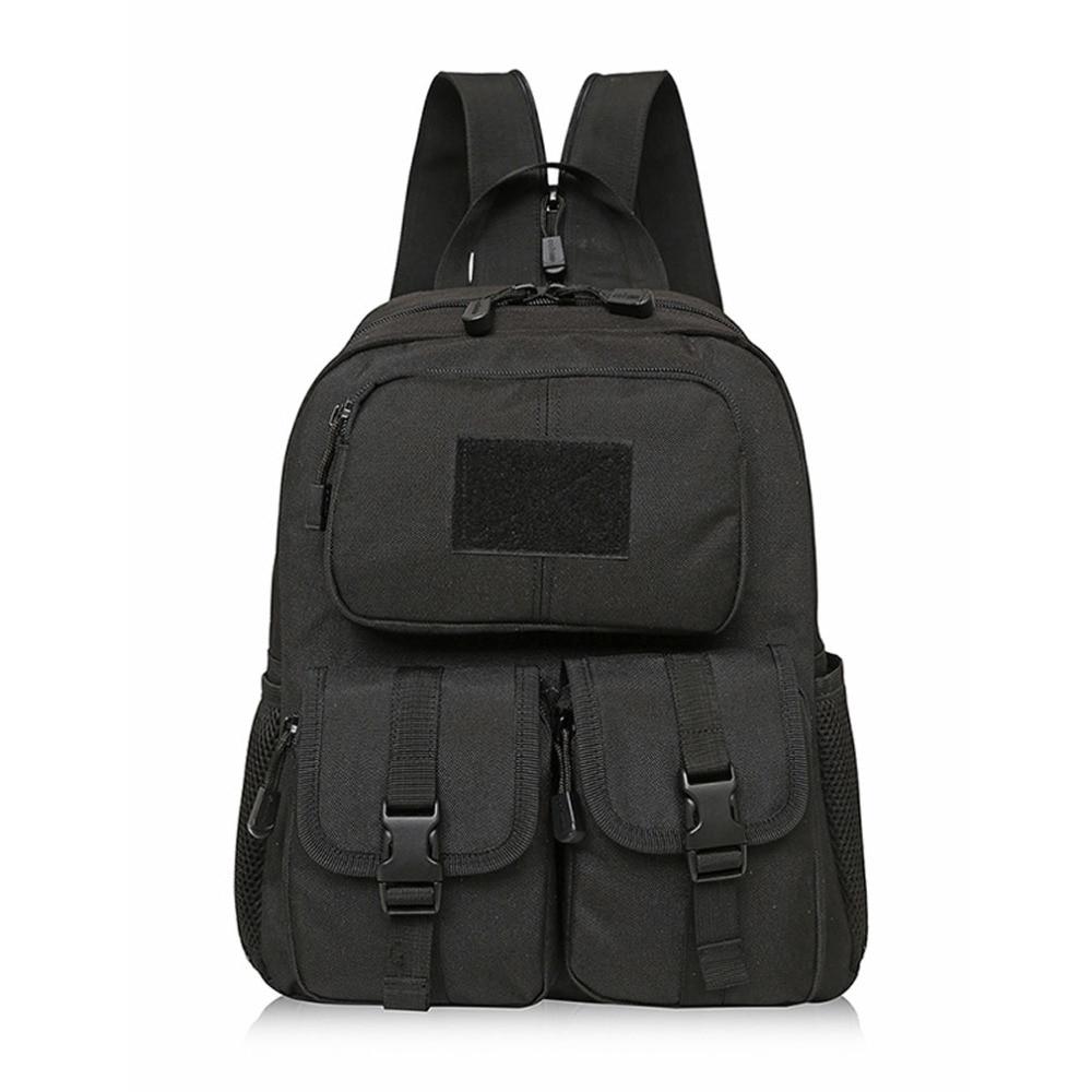 2018 Men Nylon Shoulders Backpack Rucksack Bag Military Hike Laptop Satchel School Book Bag Casual Daypack men nylon shoulders backpack military hike trekking bag rucksack student bag mochila backpacks