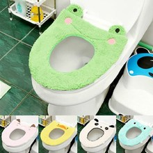 Warmer Toilet-Seat-Cloth Top-Cover-Pad Closestool Bathroom Soft 1PC Washable-Lid Best-Quality