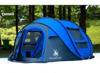 3-4 사람 자동 속도 열기 팝업 windproof 파티 하이킹 텐트 가족 해변 낚시 자동차 자기 운전 야외 캠핑 텐트