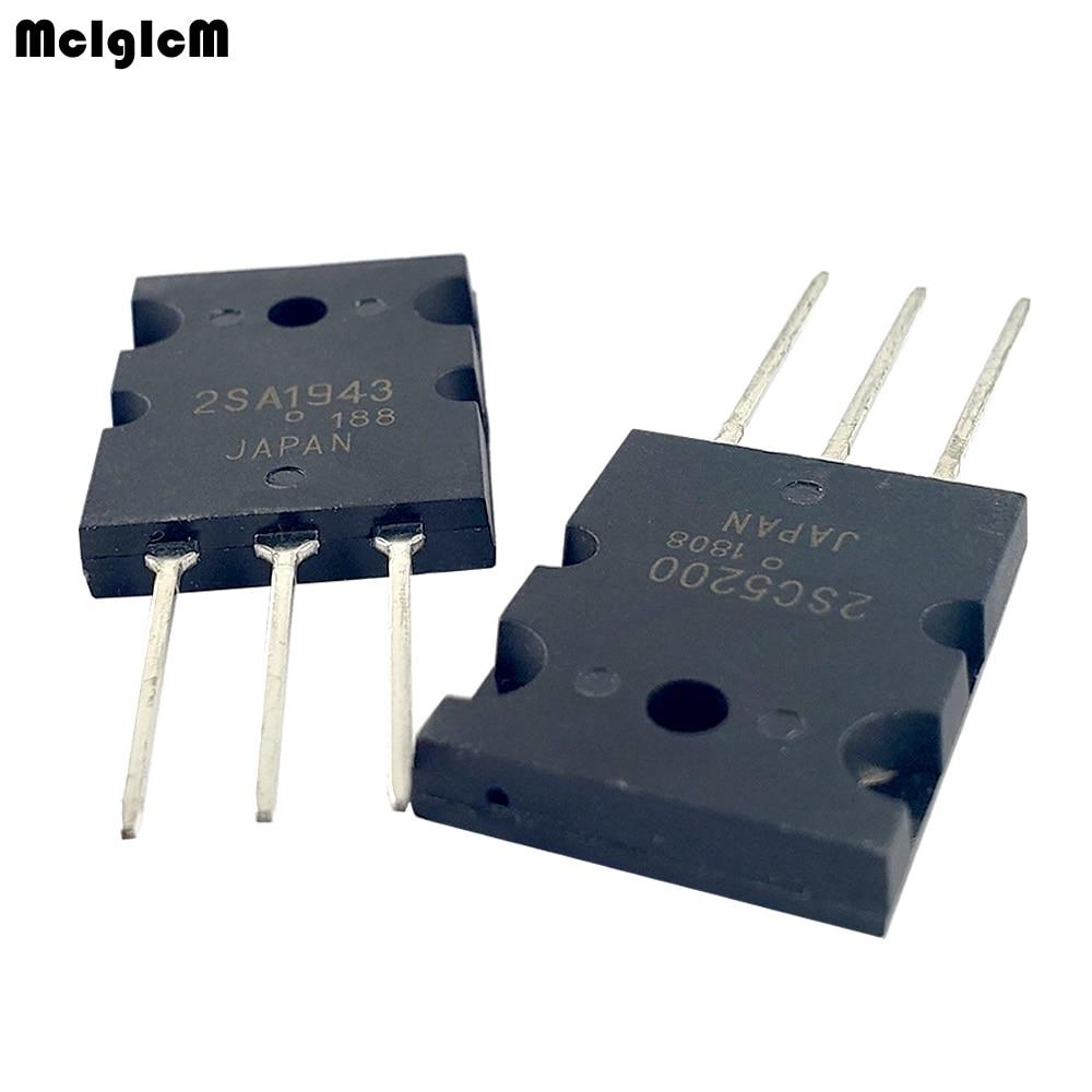 100pcs lot 2sc5200 2sa1943 a1943 c5200 audio pair tube 50pcs 2sc5200 50pcs 2sa1943 TO 3P