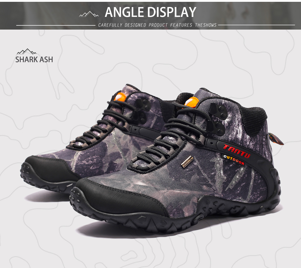 Outdoor Camouflage Tactical Sport Men\`s Shoes (31)