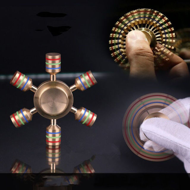 New Version Hexagonal Hand Spinner