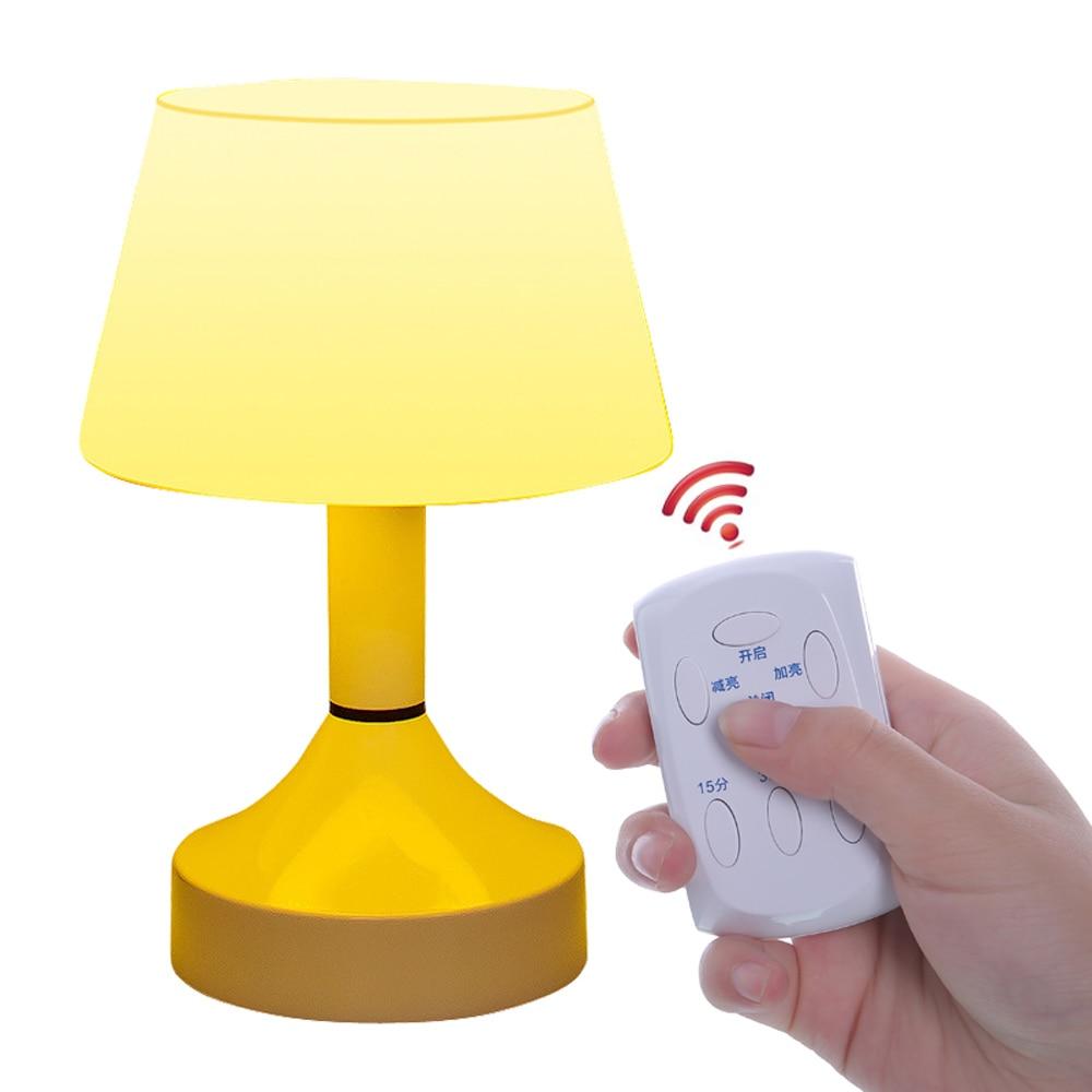 Haben Sie Einen Fragenden Verstand Jiawen Led Schreibtisch Lampe Augenschutz Fernbedienung Usb Tisch Lampe Leseraum Lampe Wiederaufladbare