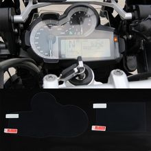 2 Set Cluster Scratch Cluster Screen Protection Film Protector For BMW R1200GS LC /Adventure/ADV R1200/R 1200 GS цена