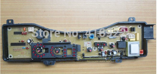 Free shipping 100% tested for Panasonic washing machine Computer board XQB60-Q600U XQB65-Q601U XQB55-Q500U XQB52-Q501U on sale free shipping 100% tested for sanyo washing machine accessories motherboard program control xqb55 s1033 xqb65 y1036s on sale
