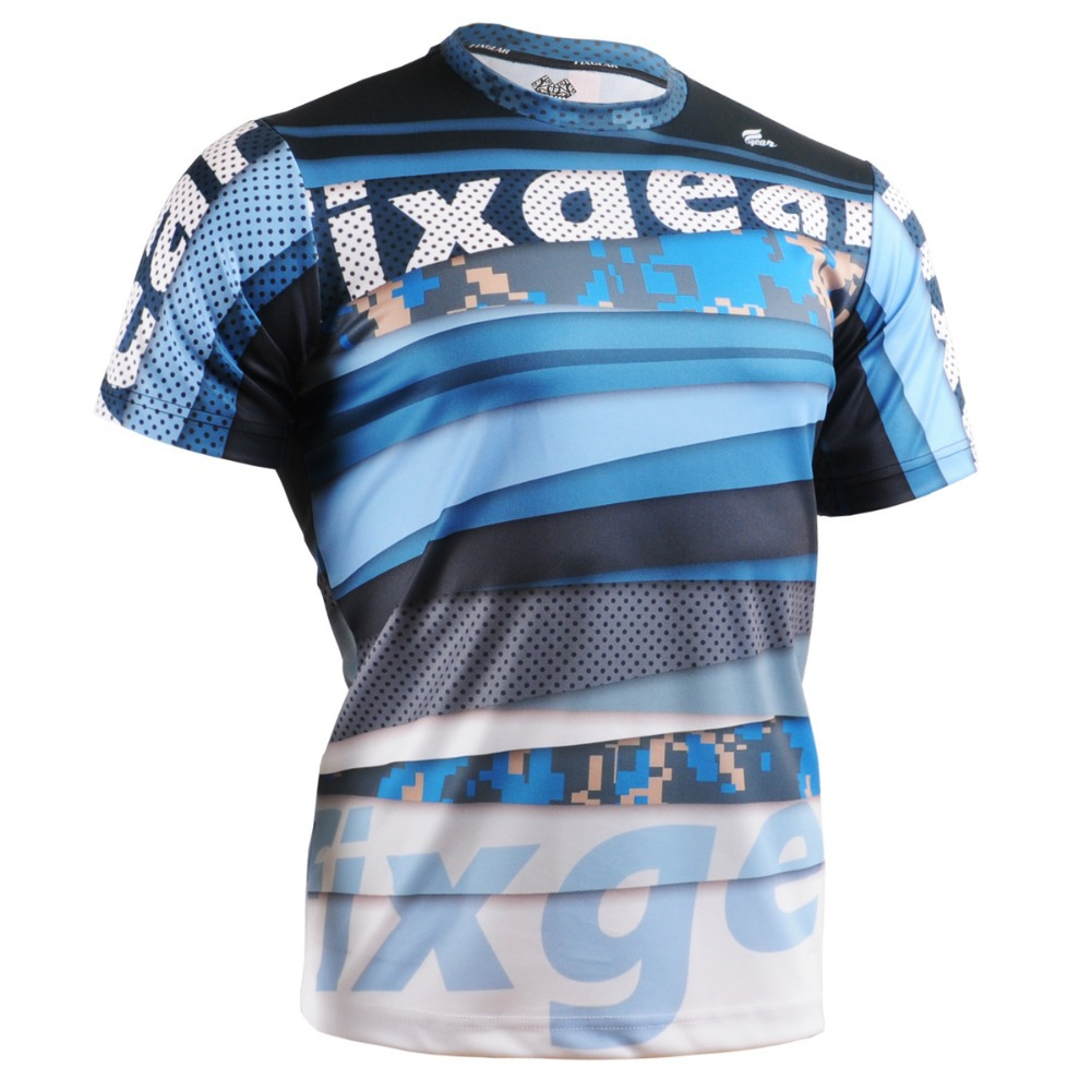 T shirt design volleyball - Aliexpress Com Buy Tennis Tshirt Original Design Printing Blue Stitching Color Short Sleeves Golf Badminton Volleyball Bowling Training T Shirts From