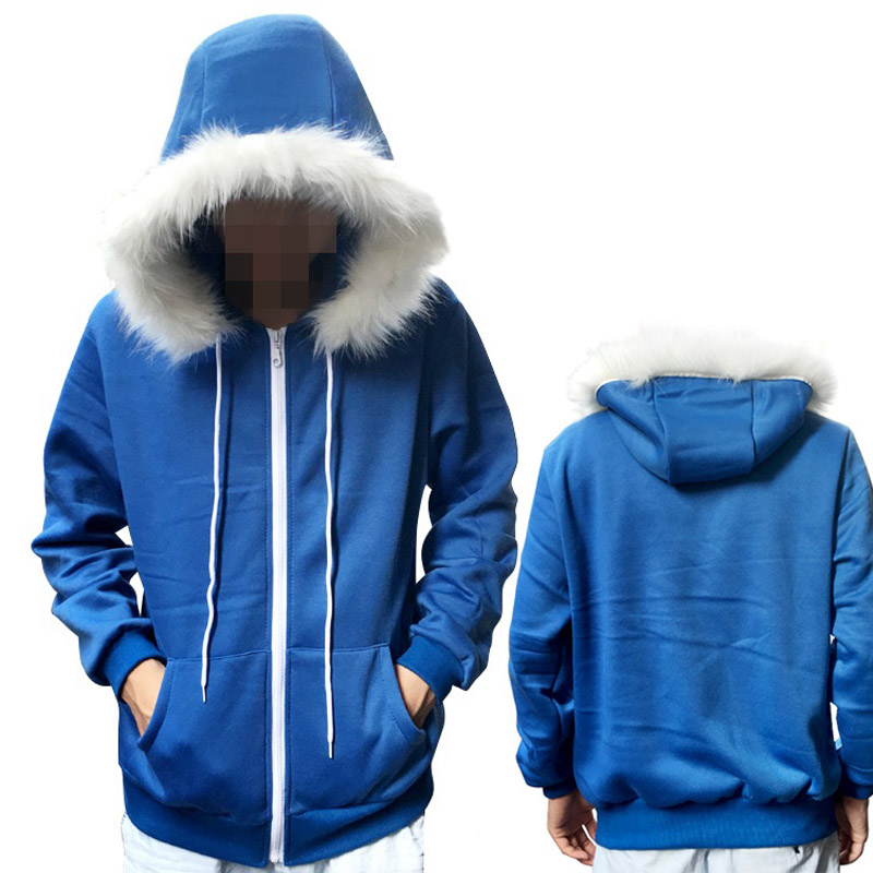 Game Sans Undertale Cosplay Costume for font b men b font Sans Undertale font b hoodie