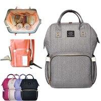 Brand LAND Diaper Bag Large Capacity Design Maternity Bag Mummy Nappy Baby Bag Travel Backpack
