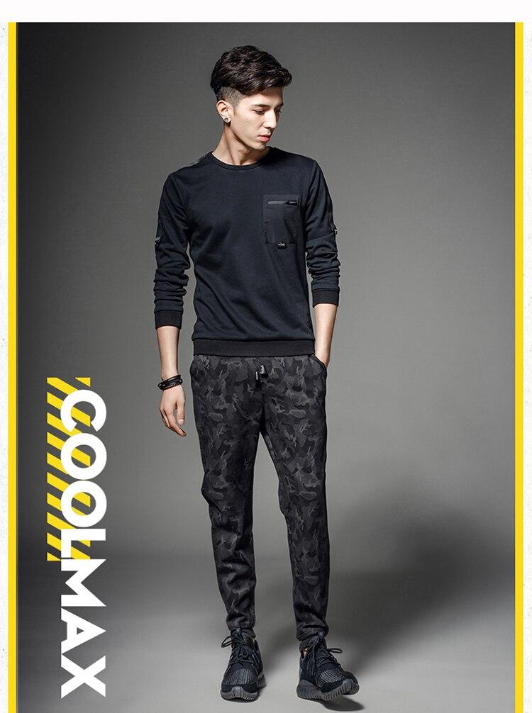 T-Bird 17 New Pattern Casual Men s Pants Cool Fashion Camouflage Slim Spring Style Pencil Pants Hip Hop Trousers Men M-5XL LXS 3