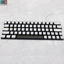 IDOBAO Front Side Printed Backlit Keycaps Gk 64 Layout Translucidus Abs Keycap Mechanical Gaming Keyboard Clavier Gamer