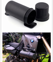 Universal Off-Road Motos Motorcycle Accessories Waterproof Tool Tube Gloves Raincoat Storage Box for BMW F800 GS