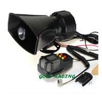 Car Horn Loud Tone Siren 4 6 Speaker Air Horn Motorcycle Mini 5 Sound Siren