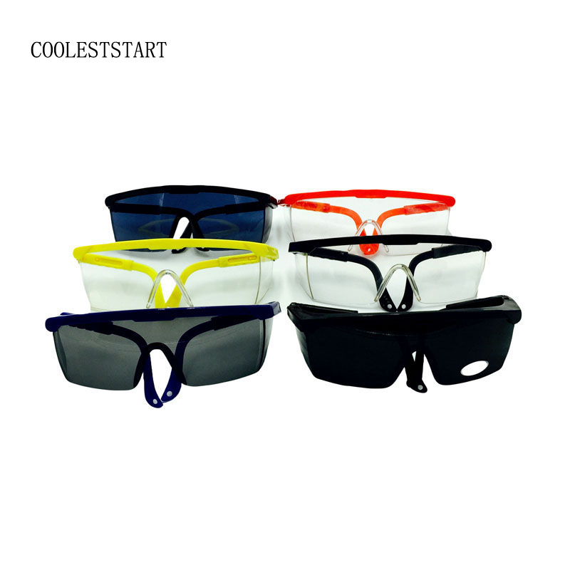 6 Color 1Pcs Toy Gun Glasses for Nerf Gun Accessories Protect Eyes Outdoor Toy Children Kids