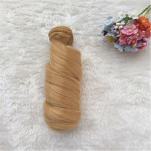 15*100cm Extension Doll Wigs Hair Toy Natural Color Curly Doll Hair for Dolls  Wigs Accessories Handmade Clothing Doll Wigs-in Dolls Accessories from Toys & Hobbies on Aliexpress.com | Alibaba Group