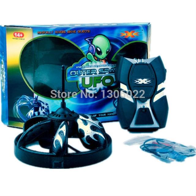 zwevende ufo speelgoed