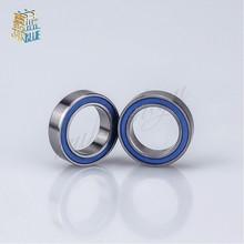 10 шт 6700RS Высокое качество двойной резиновый уплотнительный чехол миниатюрный глубокий шаровой подшипник 6700-2rs 10*15*4 мм