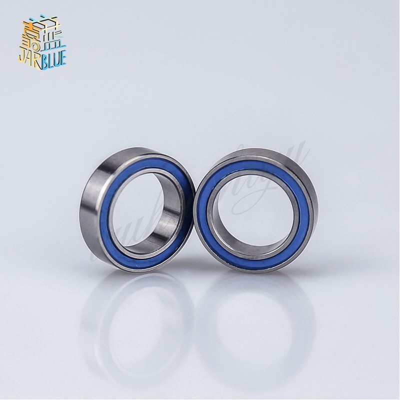 Free Shipping 10pcs <font><b>6700RS</b></font> High Quality Double Rubber Sealing Cover Miniature Deep Groove Ball Bearing 6700-2rs 10*15*4 mm image