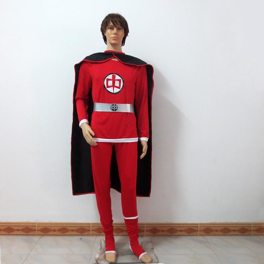 The Greatest American Hero Cosplay William Katt Costume Flying Uniform Outfits