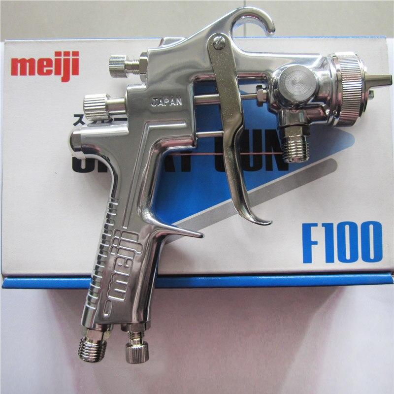 """Originalus Japonijos """"Meiji F-100"""" rankinis purškimo pistoletas, - Elektriniai įrankiai - Nuotrauka 2"""