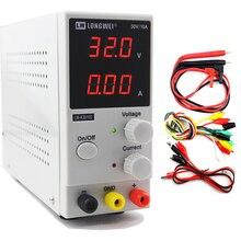 30v 10a K3010D Mini Commutazione Regolata Regolabile DC Power Supply SMPS Singolo Canale 30V 5A Variabile 110V O 220V