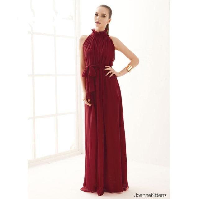 Maternity Chiffon Dresses for Pregnant Women 4